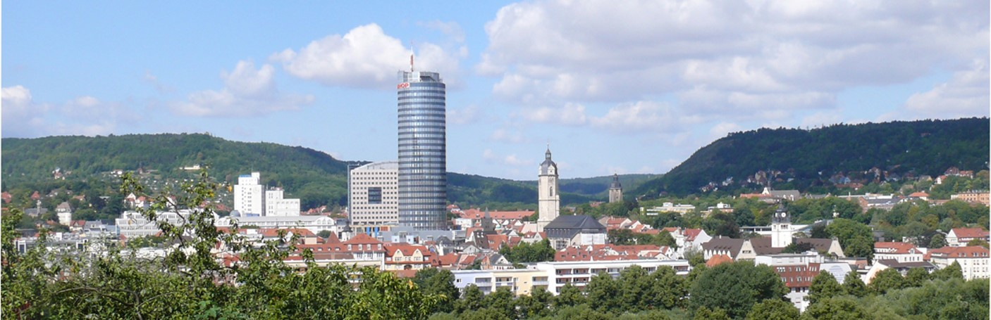 Picture of the city of Jena