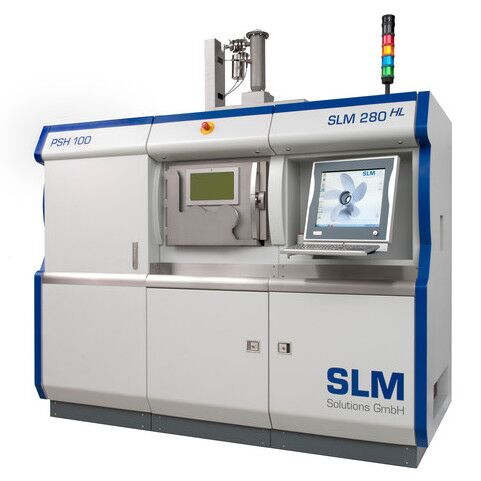 Direct metal 3D printer SLM 280 HL