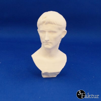 Filament 3D Printing (FFF - ABS) - Bust
